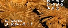 舌尖上的二十四节气——秋分篇,青岛新东方烹