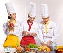 青岛城阳新东方业指导——从小厨师华丽转身