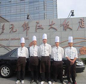 青岛新东方烹饪学校合作单位--青岛多元锦