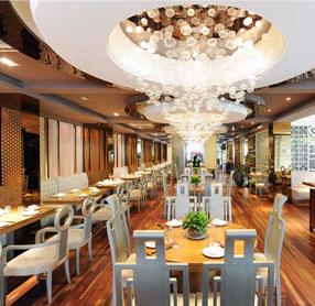 青岛新东方烹饪学校合作单位--上海山间堂