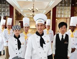 厨师行业和别的行业比较占什么优势??
