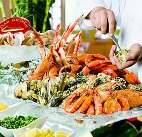青岛海鲜大趴引爆你的味蕾!