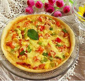【烹饪课堂】西餐料理:新奥尔良烤肉披萨