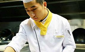 新东方烹饪学校毕业学子——唐楠