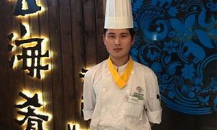 新东方烹饪教育就业之星—皮超凡