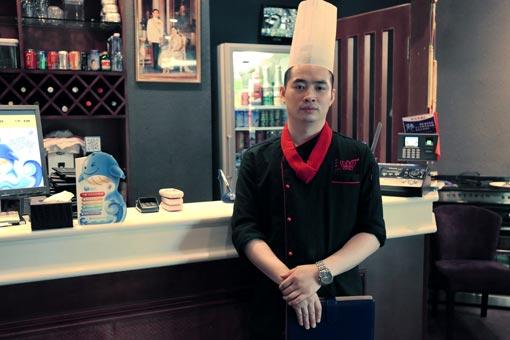 新东方烹饪教育就业之星--殷志龙