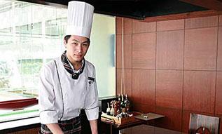 新东方烹饪教育创业之星--路海