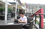 成功学子丨徐培智:杭州新庭记餐饮管理有限公