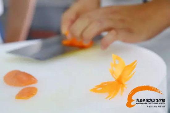 青岛新东方烹饪学校