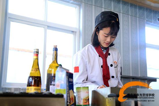 山东潍坊学西餐,哪家厨师培训学校比较好?