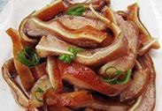 烹饪课堂|卤猪耳猪头皮?