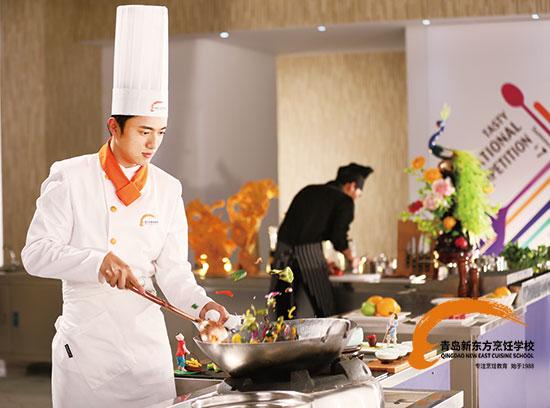 新东方厨师炒菜的14大口诀,太实用啦!