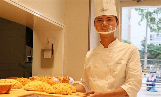 【成功學子】鐘武生:男孩子同樣可以有一份甜