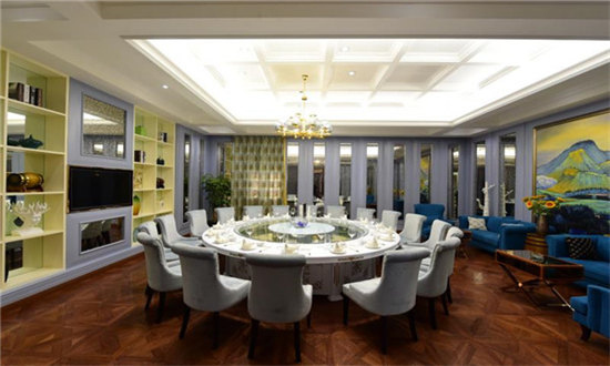 上海寶燕投資集團招聘信息:中餐廚師
